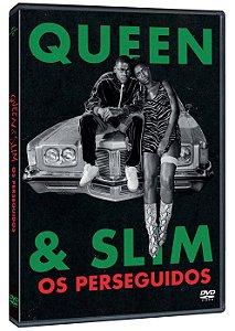 QUEEN & SLIM - DVD - ENTREGA PREVISTA A PARTIR DE 23/06/2021