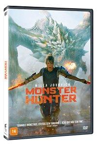 MONTER HUNTER DVD - ENTREGA PREVISTA A PARTIR DE 02/06/2021