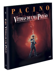 VÍTIMAS DE UMA PAIXÃO LUVA + BD