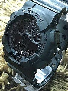 c6e31af36e1 Relógio Casio G-Shock Anadigi Masculino Edição Limitada