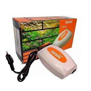 Compressor Oxigenador De Ar Para Aquários Maxxi Pró-2000