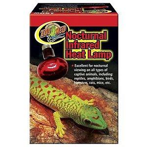 Lâmpada para Répteis Noturna Infrared Zoo Med 100W