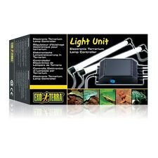 Reator para Lâmpadas de Répteis UVA UVB Exo Terra 2x20