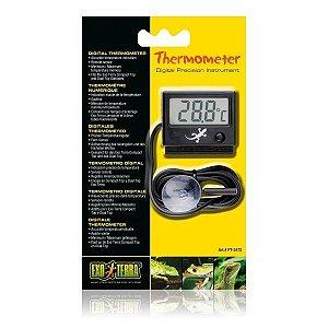 Exo Terra Termômetro Digital para Terrário Com Sensor