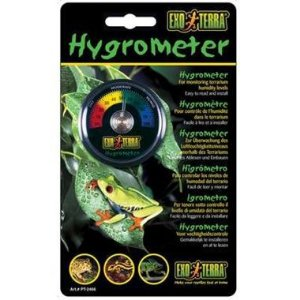 Higrômetro Analógico Exo Terra