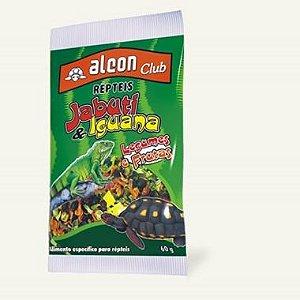 Ração Para Iguana  e Jabuti Alcon 60g