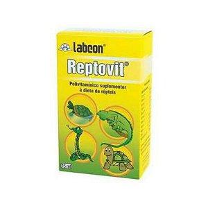 Labcon Reptovit Vitamina para Tartaruga - 15ml