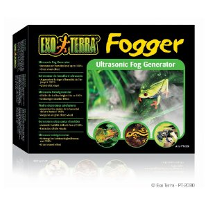 Gerador de Neblina  Para Répteis Fogger Exo Terra