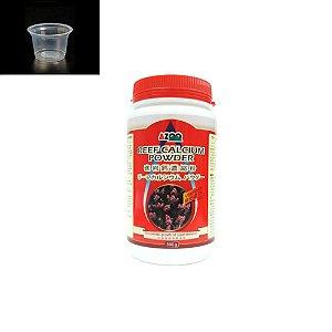 Cálcio para Répteis Azoo com Vitamina D3 Fracionado 80g
