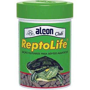 Ração Para Tartarugas Aquáticas Alcon Reptolife 75g