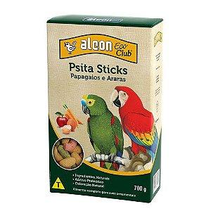 Ração Alcon Eco Club Psita Sticks Papagaio e Arara 700g