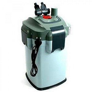 Filtro Canister Hopar Uvf 3028 Com Uv 7w 1200 L/H