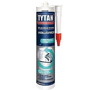 Silicone para Aquários Incolor Tytan  280g