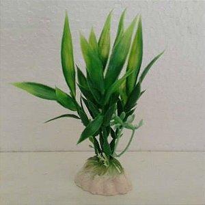 Kit Planta Minjiang Enfeite Para Aquários 12 Peças 121062