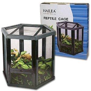 Terrário Para Répteis Gecko Pogona Corn Snake Hailea