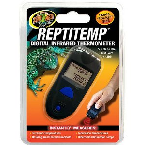 Termômetro Zoo Med Reptitemp Infrared Rt-1