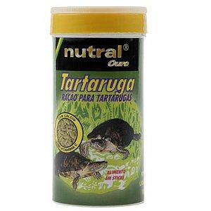 Ração Tartaruga Nutral Ouro com Cálcio e Vitamina C
