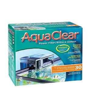 Filtro Externo Hagen AquaClear 30 Aquários Até 114 Litros