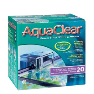 Filtro Externo Hagen AquaClear 20 Aquários Até 76 Litros