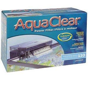 Filtro Externo Hagen Aquaclear 110 Aquários Até 416 Litros