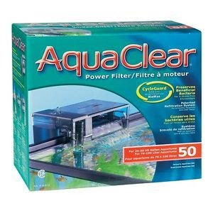 Filtro Externo Hagen AquaClear 50 Aquários Até 190 Litros