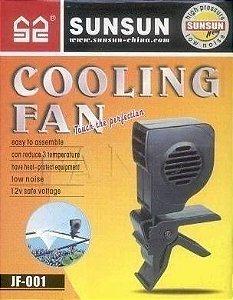 Cooler Resfriador Para Aquários Sunsun Jf-001