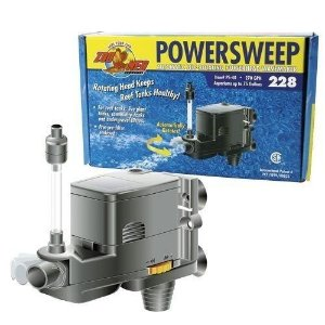 Bomba Submersa Zoo Med Powersweep 228 1000 L/H