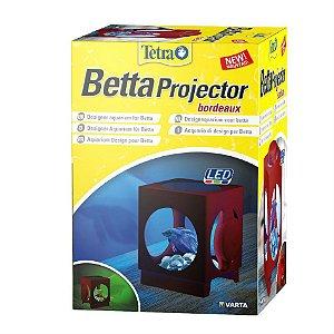 Beteira Tetra Projector Vinho Com Led 1.8 Litros