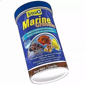 Ração Para Peixes Tetra Marine Granules 48g