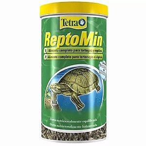 Ração Para Tartaruga Tetra ReptoMin 22g Com Vitamina C