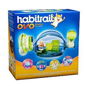 Gaiola Para Hamster Hagen Habitrail Ovo Azul