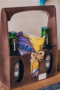 Baú de Cerveja + Petisco