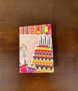 Cartão P 15 anos