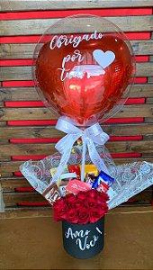 Box Flower/ Gratidão