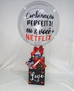 Box de Luxo/Netflix