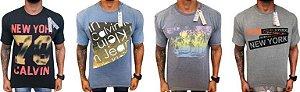 Camiseta Calvin Klein Atacado