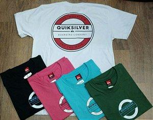 Camiseta Quiksilver Atacado