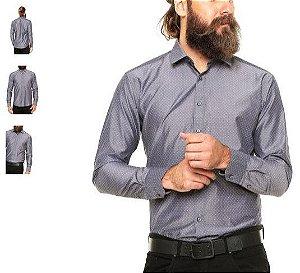 Camisa Masculina Vivacci Atacado