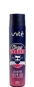 Unité Classic Style For Men Shampoo Cabelo e Barba 300ml