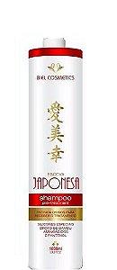 Biel Cosmeticos Shampoo Pré-Tratamento Japonesa 1Litro OUTLET