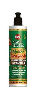 Skafe Natutrat SOS Mutcho Crescimento Manutenção Intensiva 300ml
