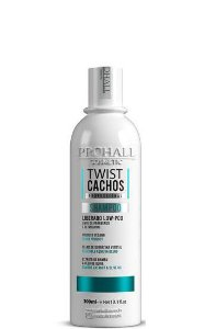 Prohall Leave-In Disciplinador Low Poo Twist Cachos 300ml