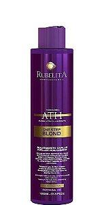 Rubelita Progressiva Orgânica One Step Blond Tecnologia ATH 1 Litro