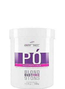 One Professional Pó Descolorante Capilar Blond Dust Free 9 Tons 500g