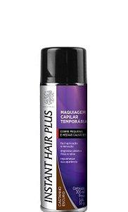 Instant Hair Plus Maquiagem Capilar Temporária Castanho Escuro 300ml