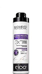 Eico Condicionador Leave-in Cicatrilife S.O.S 280 ml