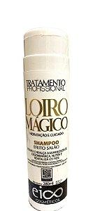 Eico Life Shampoo Loiro Mágico Efeito Salão 280ml