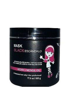 Maria Escandalosa Mask Black Escandalosa Matizadora - 500g