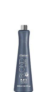 Mutari M.BTX Shampoo Blond Vegan Professional 500ml