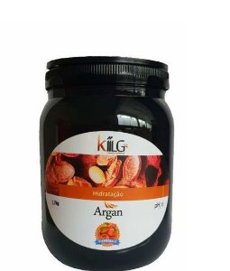 Kiilg Máscara de Hidratação de Argan Profissional 1,7kg